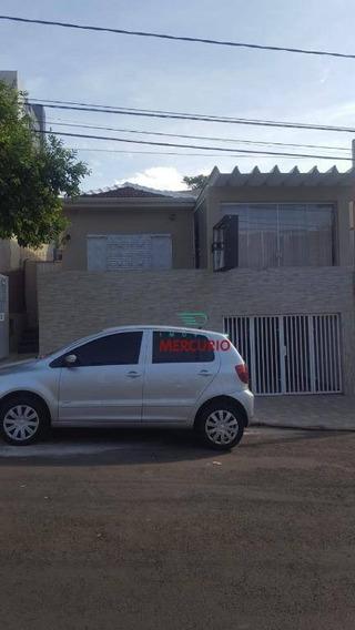 Casa Com 4 Dormitórios Para Alugar, 140 M² Por R$ 2.100/mês - Jardim Cruzeiro Do Sul - Bauru/sp - Ca2969