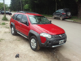 Fiat Palio 1.6 Adventure Locker 16v 1.6 Pack Extreme