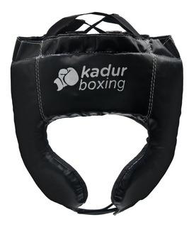 Cabezal Boxeo Proteccion Pomulos Escuela Box Kick Boxing Mma