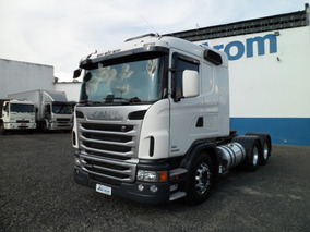 Scania G440 Optcruise 6x2 2013\2013
