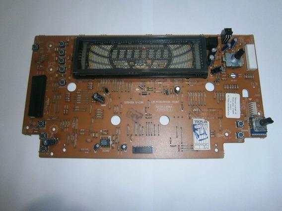 Painel Completo Do Som LG Lm-m730a Usado Funcionando