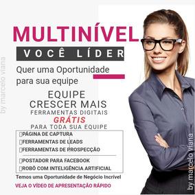 Marketing De Rede Seja Um Top Líder Na Nossa Equipe!