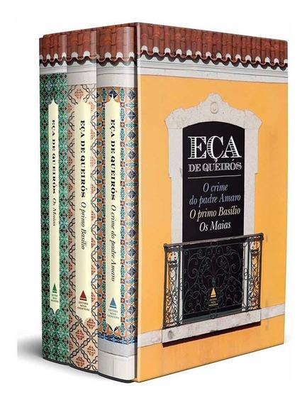 Eça De Queiróz - Box - 3 Volumes