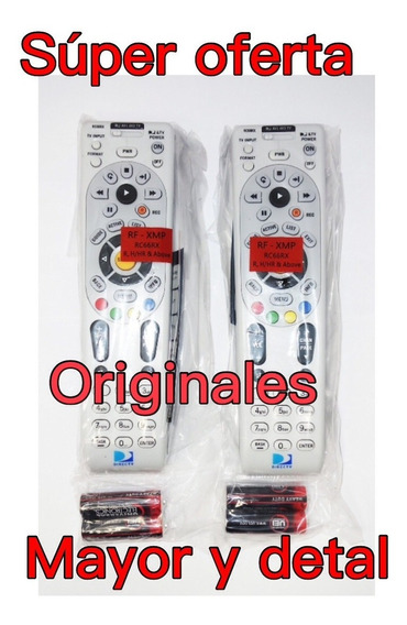 Control Directv Original Mayor Y Detal