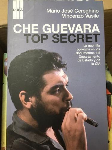 Che Guevara Top Secret  - Nuevo - Rba