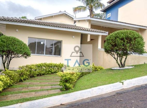 Casa Com 4 Dormitórios (1 Suíte Master), 4 Vagas Garagem À Venda, Por R$ 1.150.000 - Condomínio Villagio Capriccio - Louveira/sp. - Ca0083