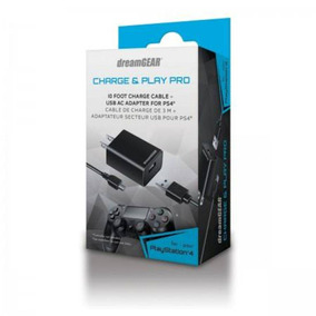 Charge E Play Pro Dreamgear Ps4 6426.