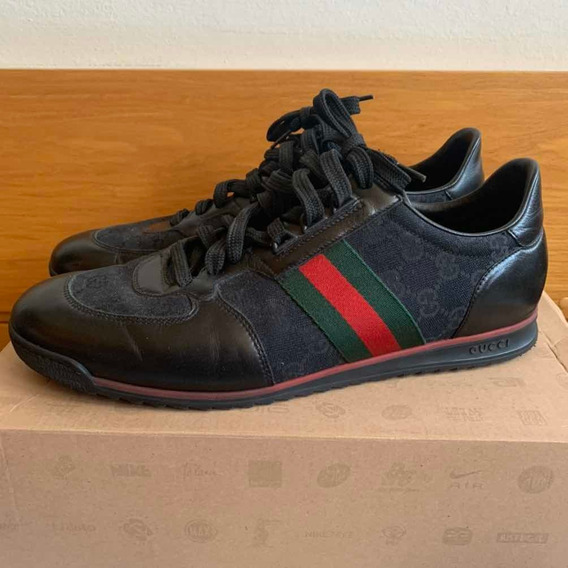 Tênis Gucci Made In Italy Casual