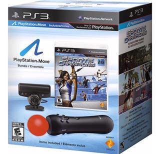 Kit Playstation Move