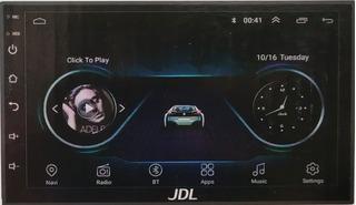 Radio Android Carro Pantalla Hd Gps Wifi Bluetooth Doble Din