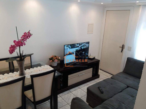 Imagem 1 de 18 de Apartamento Com 2 Dormitórios À Venda, 48 M² Por R$ 150.000,00 - Conjunto Residencial José Bonifácio - São Paulo/sp - Ap0341