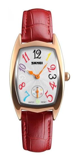 Relógio Feminino Skmei Digital 1323 Dourado