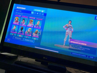 Pc Xbox Switch Galaxia Ps4 Fort Exclusiva