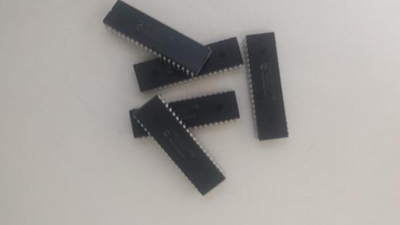 Microcontrolador 18f4520 Pic18 5pças