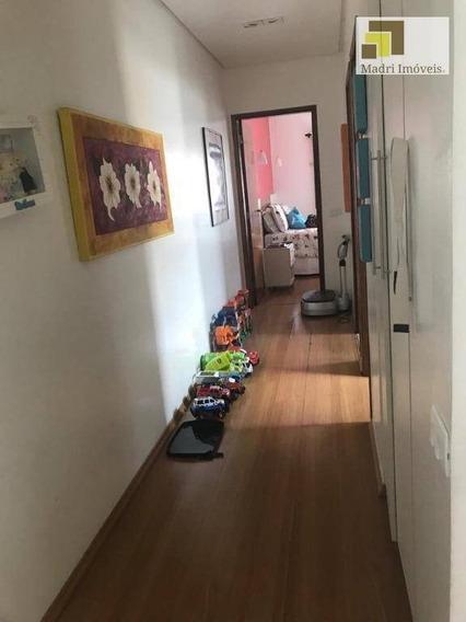 Sobrado Com 3 Dormitórios À Venda, 176 M² Por R$ 795.000 - Parque Residencial Da Lapa - São Paulo/sp - So0101