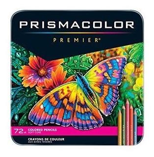 Lapices Prismacolor Premier Profesionales 72 Pzas.