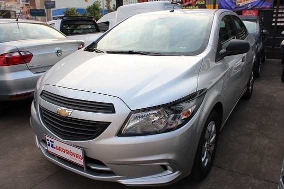 Chevrolet Prisma Joy 1.0 Financiamento Sem Entrada Bom Uber