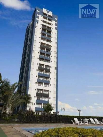 Apartamento Com 2 Dormitórios À Venda, 49 M² Por R$ 439.900,00 - Vila Regente Feijó - São Paulo/sp - Ap1329