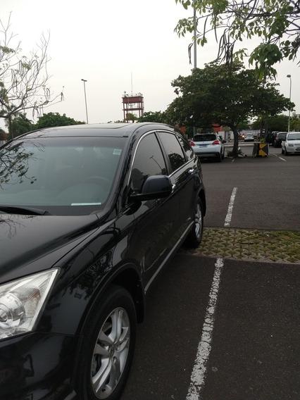 Honda Cr-v 2.0 Exl 4x4 Aut. 5p 2010