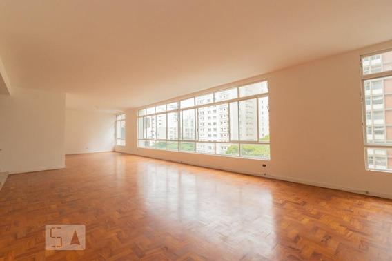 Apartamento No 5º Andar Com 4 Dormitórios E 2 Garagens - Id: 892988525 - 288525