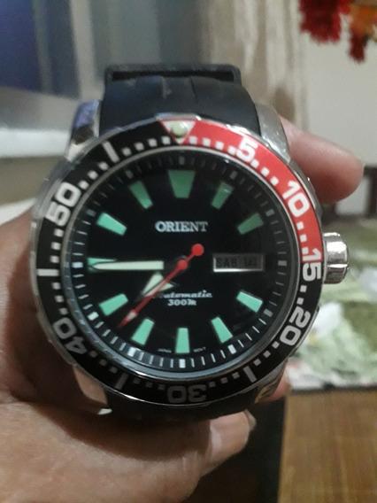 Relógio Masculino Orient Automático.