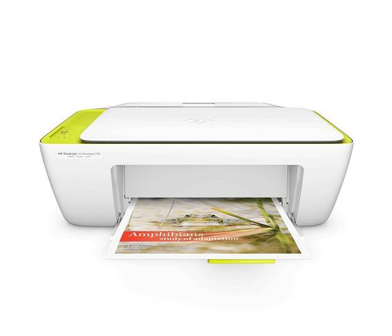 Impressora Multifuncional Hp 2136 Jato De Tinta Bivolt