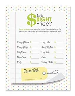 Juego Para Baby Shower Is It The Right Price? Marca Big Dot