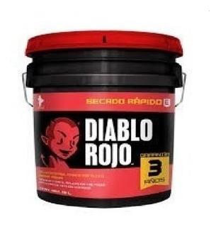 Impermeabilizante Diablo Rojo Base E Negro