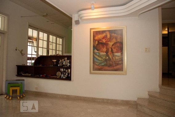 Casa Para Aluguel - Itanhangá, 4 Quartos, 540 - 893000438