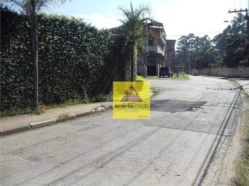Imagem 1 de 14 de Terreno À Venda, 2490 M² Por R$ 3.800.000,00 - Jardim Santa Lucrécia - São Paulo/sp - Te0141