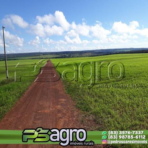 Imagem 1 de 2 de Fazenda À Venda, 7982 Hectares Por R$ 195.000.000 - Zona Rural - Paranatinga/mt - Fa0172