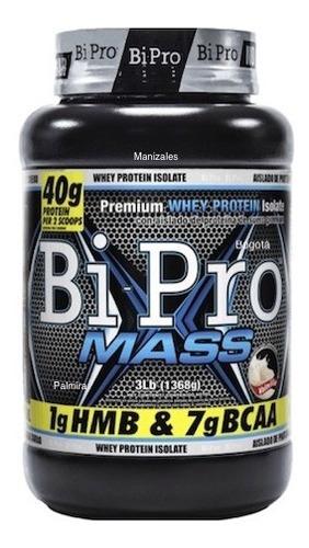 Proteina Bipro Mass, Bi Pro Mass - L a $32667