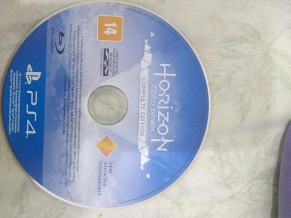 3 Jogos Ps4 Horizon +2 Mídia Física
