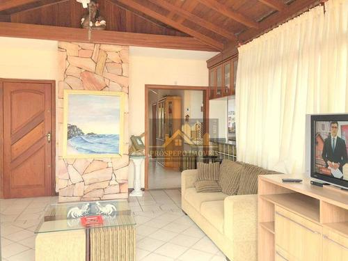Imagem 1 de 18 de Cobertura Com 3 Dormitórios E Linda Vista Do Mar À Venda, 172 M² Por R$ 1.100.000 - Canasvieiras - Florianópolis/sc - Co0006
