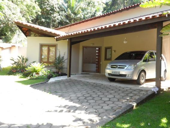 Excelente Residência, Semi Térrea, Localizada No Condomínio Forest Hills, Jandira Sp. - Ca8900