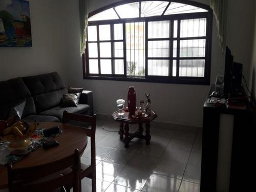 Imagem 1 de 11 de Casa 03 Dormitórios Na Tupi Praia Grande - Ca0173 - 34957923