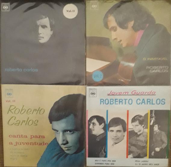 Roberto Carlos - Compacto Vinil Raridade Discos