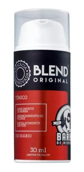 Blend Original Barba De Respeito 30ml Cresce Barba