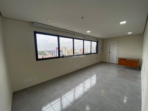 Conj. Comercial Para Venda No Bairro Vila Monte Alegre Em São Paulo - Cod: Mi130490 - Mi130490