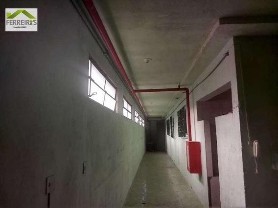 Galpão/pavilhão Para Alugar No Bairro Vila São Luís Em - 52al-2