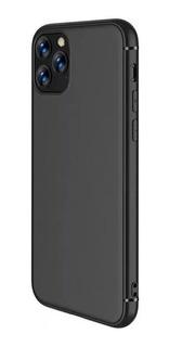 Capa Case Ultra Slim Soft iPhone 11 Pro Max + Pel Vidro 9d