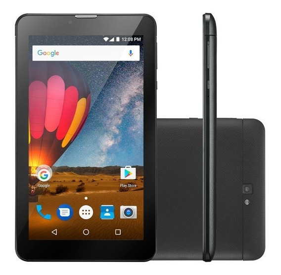 Tablet Multilaser Tela 7.0 Polegadas 1gb De Memória Ram Nb2