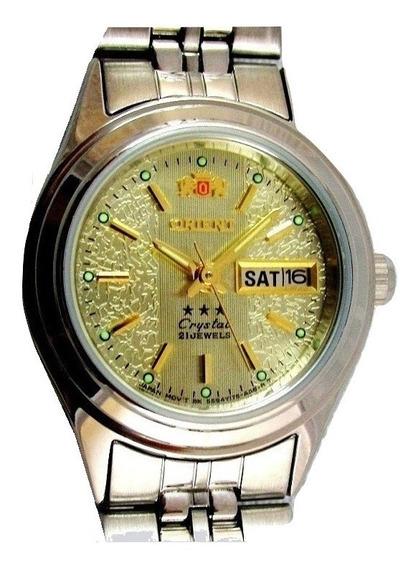 Relógio Orient Automático Feminino Fnq04005c9