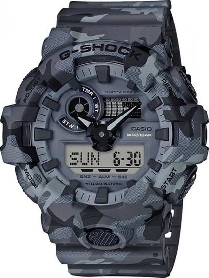 Relógio Casio G-shock Ga-700cm-8adr