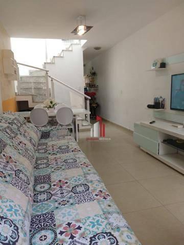 Sobrado Com 2 Dormitórios À Venda, 80 M² Por R$ 419.800,00 - Vila Primavera - São Paulo/sp - So0064