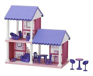 American Plastic Toys Fashion Doll Cozy Cottage