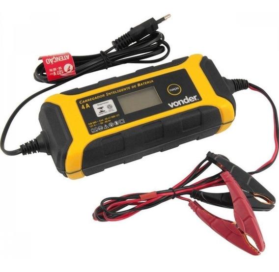 Carregador Portatil De Bateria Cib 080 Até 80 Amper Vonder