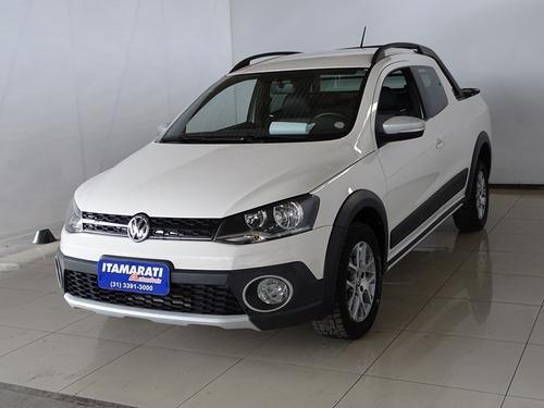 Volkswagen Saveiro Cross Cd 1.6 16v (5876)
