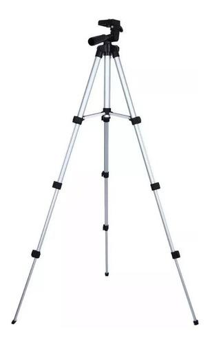 Tripé Universal Telescópico Para Câmera E Celular 102 Cm