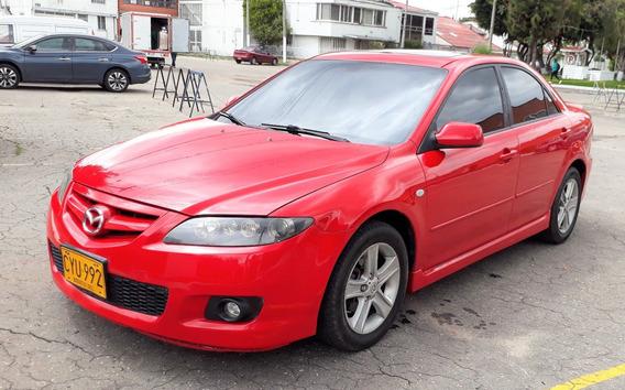 Mazda 6 Sr Aut Techo F.e. 2008